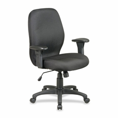 Ergonomic Chair - Black - LLR86903