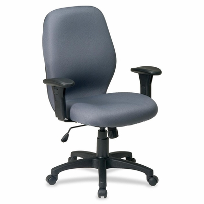 Ergonomic Chair - Gray - LLR86901