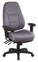 Ergonomic Office Chair - Office Star - 2907 - Fabric