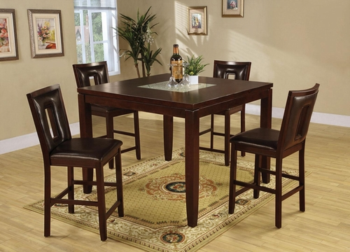 Ervin Contemporary 5 Piece Table Set - 102528