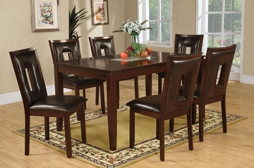 Ervin Espresso 7 Piece Table Set  - 102521