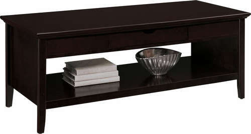Espresso Coffee Table - Altra Industries - 5133096