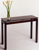 Espresso Foyer Table - Winsome Trading - 92730