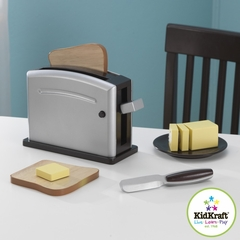 Espresso Toaster Set - KidKraft Furniture - 63317
