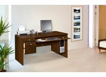 "Essentials 30"" x 60"" Desk with Pedestal - Nexera Furniture - 731012"