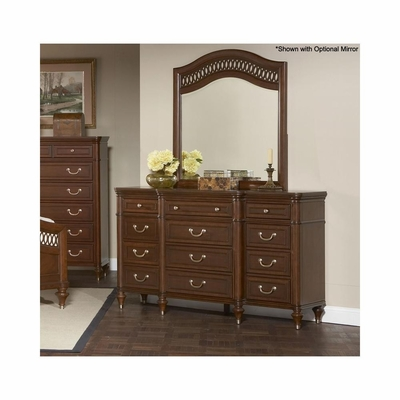 Eternity Walnut Dresser - Largo - LARGO-ST-B1070-10