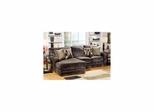 Everest Chocolate 2PC Chaise Sofa Set - Jackson Furniture