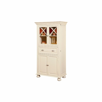 Everything Cabinet in Vanilla by Ty Pennington - Howard Miller