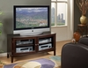 Excalibur 50 Inch TV Stand in Espresso - Encore by APA Marketing - EXR-TV50-E