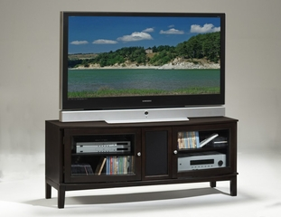 Excalibur 60 Inch TV Stand in Espresso - Encore by APA Marketing - EXR-TV60-E