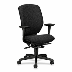 Exec. Hi-Back Chair - Iron - HON6212BW19T