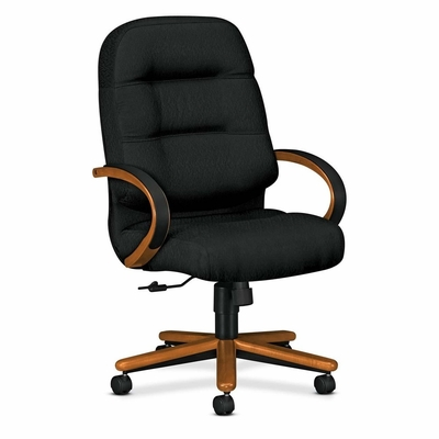 Exec High Back Chair - Black - HON2191MNT10