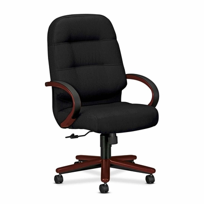 Exec High Back Chair - Black - HON2191NNT10