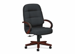 Exec High Back Chair - Charcoal - HON2191NNT19