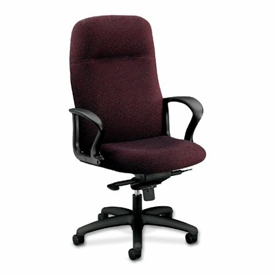 Exec. High-back Chair - Claret - HON2077BW69T