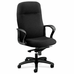 Exec. High-back Chair - Iron - HON2077BW19T