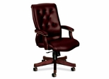 Exec High-Back Chair - Oxblood - HON6541NEJ65
