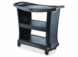 Executive Cart - Black - RCP9T6800
