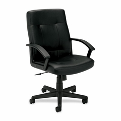 Executive Chair - Leather/Black - BSXVL602SB11