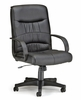 Executive Chair - Leatherette (Mid-Back) - OFM - 508-LX