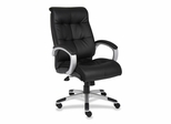 Executive Chairs - Black/Silver - LLR62620