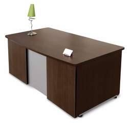 "Executive Desk 72"" x 36"" - OFM - 55145"