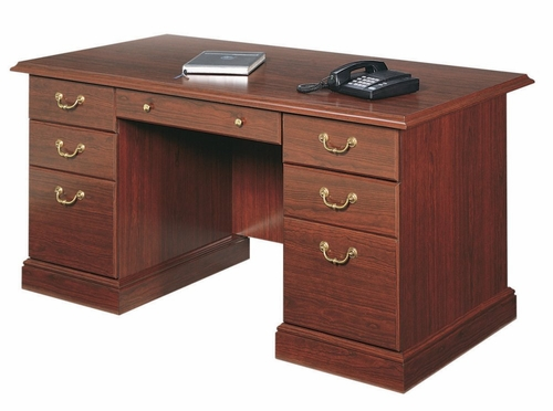 Executive Desk - Cherrywood Estates - O'Sullivan Office Furniture - 10108