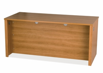 Executive Desk in Cappuccino Cherry - Embassy - Bestar Office Furniture - 60400-68