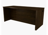 Executive Desk in Chocolate - Prestige Plus - Bestar Office Furniture - 99400-69