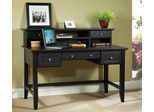 Executive Desk with Hutch - Homestead Home Office Collection - 5531-152