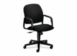 Executive High Back Chair - Black/Black - HON4001AB10T