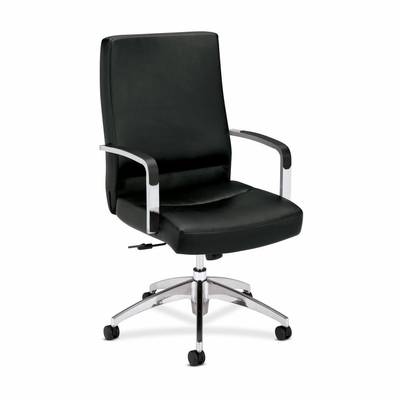 Executive High-back Chair - Black - HON2271SP11P