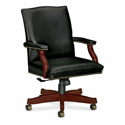 Executive High Back Chair - Black - HON6571NSL11