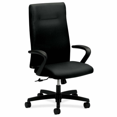 Executive High-Back Chair - Black - HONIEH1FHUNT10T