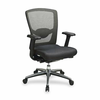Executive High Back Chair - Black - LLR60540