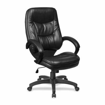 Executive High-Back Chair - Black - LLR63286