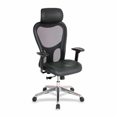 Executive High-Back Chair - Black - LLR85035