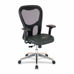 Executive High-Back Chair - Black - LLR85036
