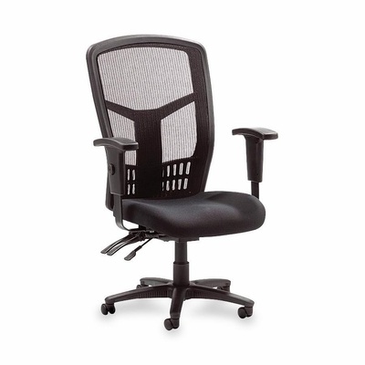 Executive High-Back Chair - Black - LLR86200