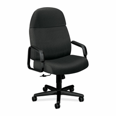 Executive High-Back Chair - Charcoal Gray - HON3501NT19T