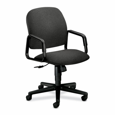 Executive High-Back Chair - Gray - HON4001AB12T