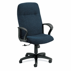 Executive High Back Chair - Navy - HON2071BW90T