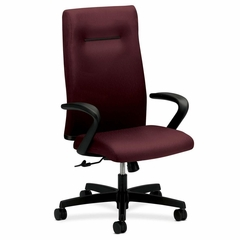 Executive High-Back Chair - Wine - HONIEH1FHUNT69T
