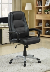 Executive Office Chair with Adjustable Seat Height - 800209