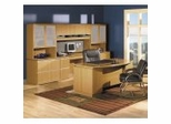 Executive Office Collection - Milano Anigre Collection - Bush Office Furniture