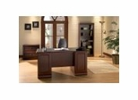 Executive Office in Classic Cherry - South Shore Furniture