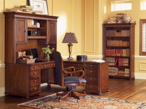 Executive Office in Ginger Cherry Package 2
