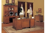 Executive Office in Toasted Oak Package 2