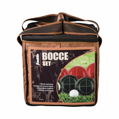 Expert 113 MM Bocce Set - Franklin Sports
