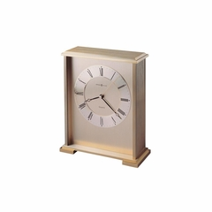 Exton Quartz Table Clock - Howard Miller
